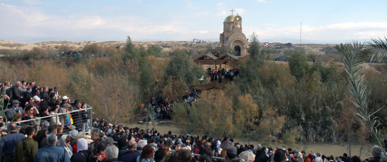 Eight Day Israel Pilgrimage Tour – Feast of Epiphany River Jordan